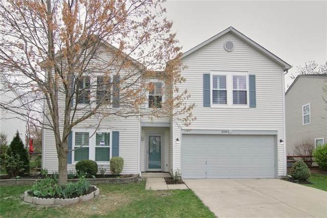 10301 Cotton Blossom Drive, Fishers, IN 46038 (MLS #21775335) :: AR/haus Group Realty