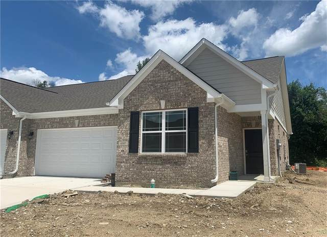 6307 Stallion Way, Indianapolis, IN 46260 (MLS #21778355) :: Heard Real Estate Team   eXp Realty, LLC