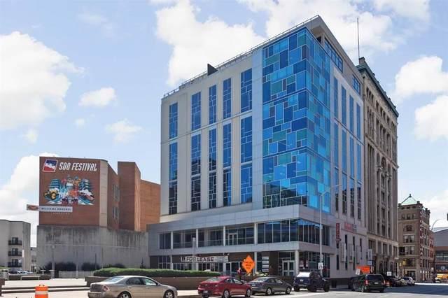 1 Virginia Avenue #602, Indianapolis, IN 46204 (MLS #21779446) :: The Evelo Team