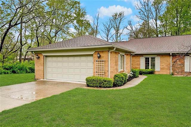 5220 Fawn Hill Terrace, Indianapolis, IN 46226 (MLS #21779559) :: Richwine Elite Group