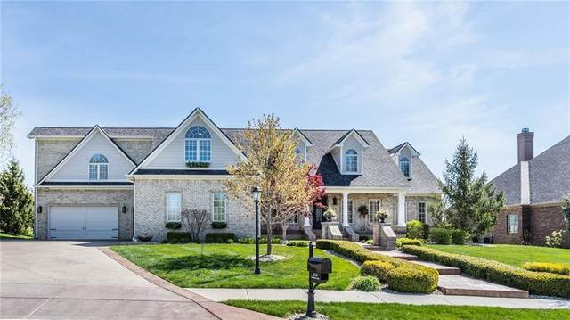 16749 Brookhollow Drive, Westfield, IN 46062 (MLS #21780732) :: Mike Price Realty Team - RE/MAX Centerstone