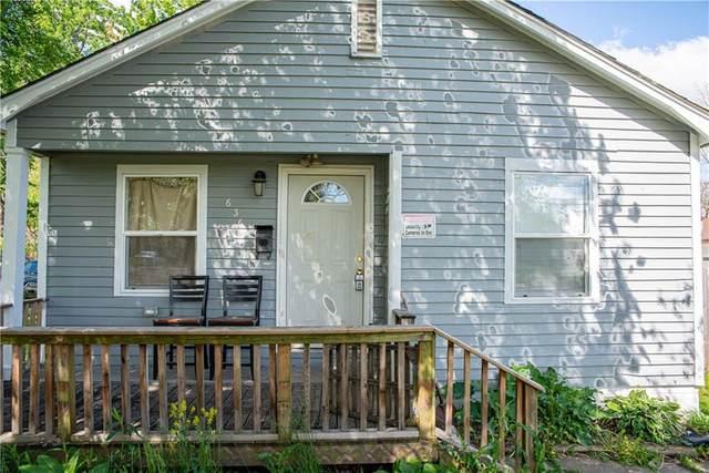 636 N Tibbs Avenue, Indianapolis, IN 46222 (MLS #21782042) :: Heard Real Estate Team   eXp Realty, LLC