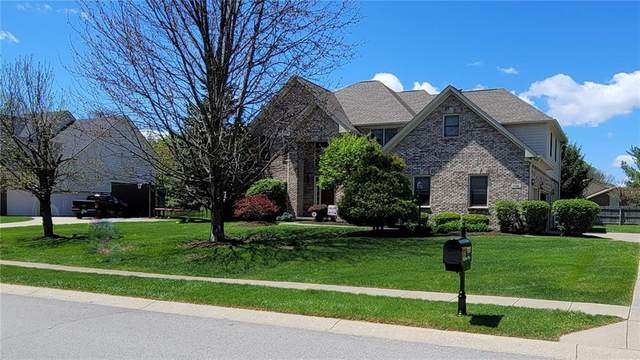 5782 Killdeer Drive, Carmel, IN 46033 (MLS #21783467) :: Ferris Property Group