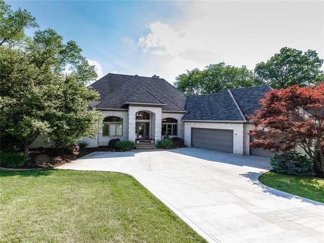 12973 Water Ridge Drive, Fishers, IN 46055 (MLS #21786038) :: Mike Price Realty Team - RE/MAX Centerstone