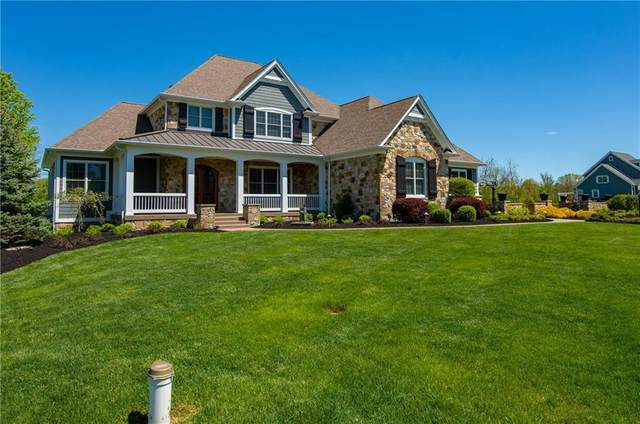 9422 Pleasant View Lane, Zionsville, IN 46077 (MLS #21786811) :: AR/haus Group Realty