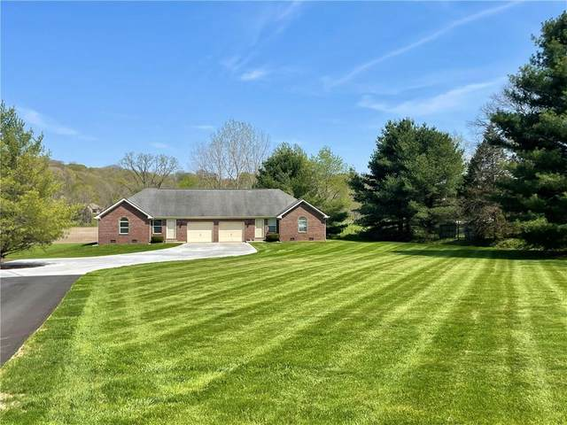 5393 State Road 39 Road, Martinsville, IN 46151 (MLS #21787122) :: The Indy Property Source