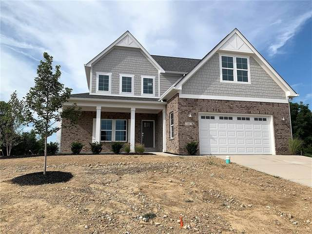7586 Brownstone Court, Greenfield, IN 46140 (MLS #21787976) :: The Indy Property Source