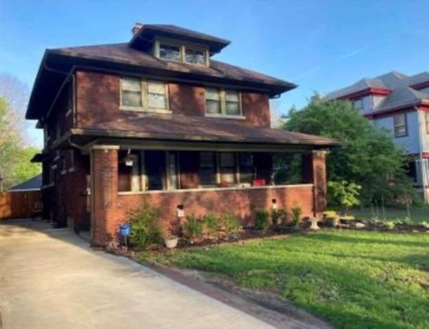 884 Woodruff Place East Drive, Indianapolis, IN 46201 (MLS #21789431) :: Keller & Corbett Real Estate