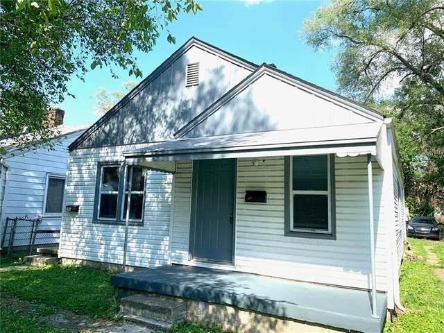 251 S Dearborn Street, Indianapolis, IN 46201 (MLS #21789452) :: RE/MAX Legacy