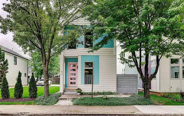949 Stillwell Street, Indianapolis, IN 46202 (MLS #21790598) :: Mike Price Realty Team - RE/MAX Centerstone
