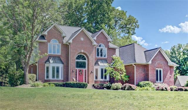 8751 Admirals Woods Drive, Indianapolis, IN 46236 (MLS #21792088) :: Anthony Robinson & AMR Real Estate Group LLC