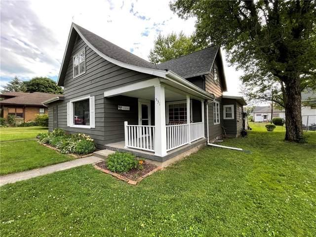 531 S Woodward Street, Lapel, IN 46051 (MLS #21794890) :: Pennington Realty Team
