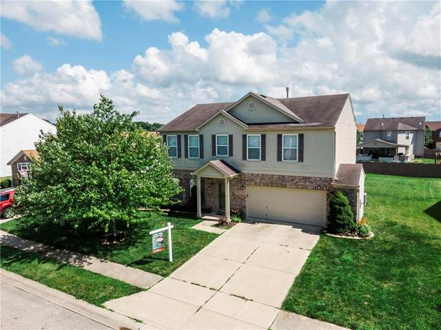 9983 Olympic Circle, Indianapolis, IN 46234 (MLS #21798268) :: Mike Price Realty Team - RE/MAX Centerstone