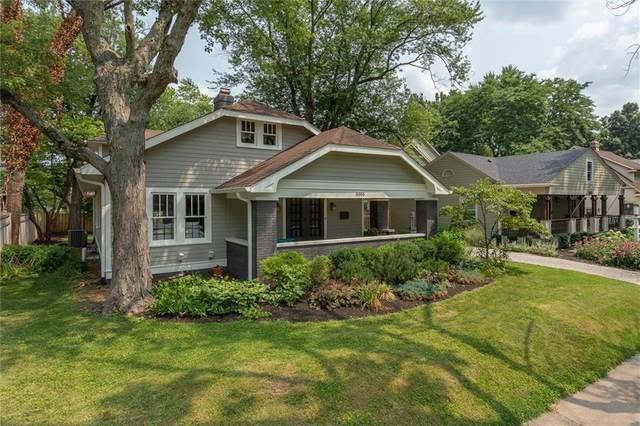 5355 N New Jersey Street, Indianapolis, IN 46220 (MLS #21798409) :: Pennington Realty Team