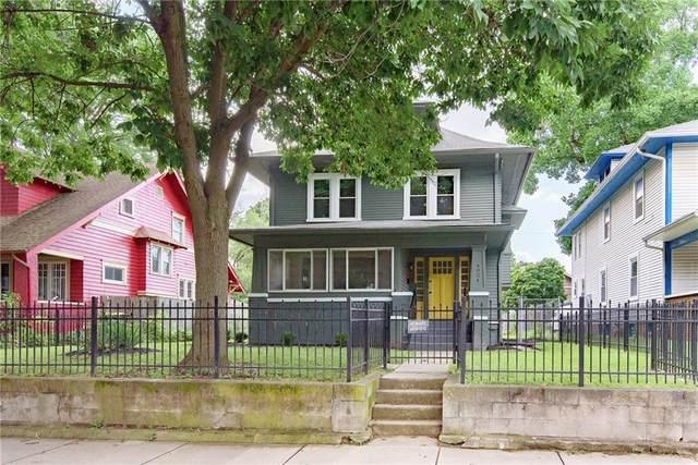 4024 N Park Avenue, Indianapolis, IN 46205 (MLS #21798869) :: Richwine Elite Group