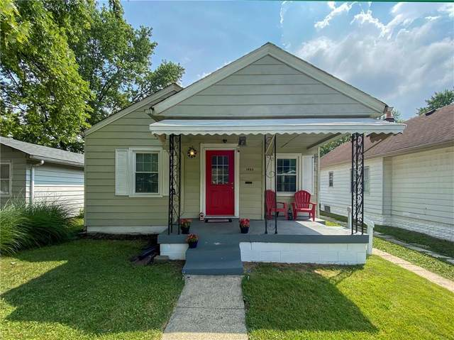 1453 N Colorado Avenue, Indianapolis, IN 46201 (MLS #21800611) :: The Indy Property Source