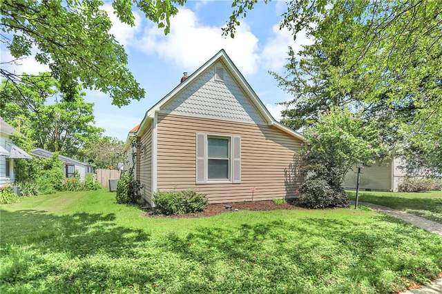 628 Plum Street, Noblesville, IN 46060 (MLS #21801470) :: Mike Price Realty Team - RE/MAX Centerstone