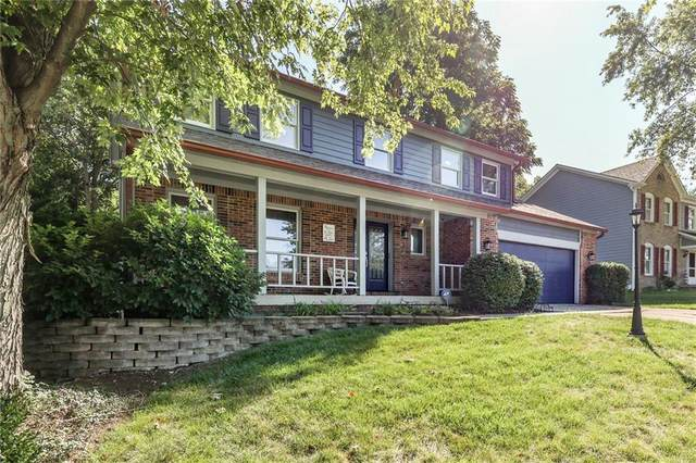 8507 Promontory Road, Indianapolis, IN 46236 (MLS #21801502) :: Pennington Realty Team