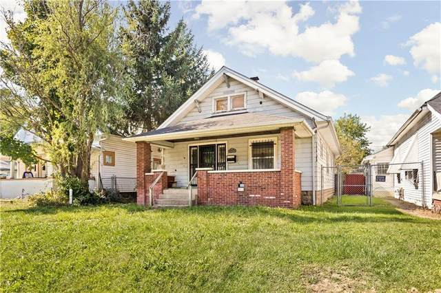 1406 N Dearborn Street, Indianapolis, IN 46201 (MLS #21803331) :: Mike Price Realty Team - RE/MAX Centerstone