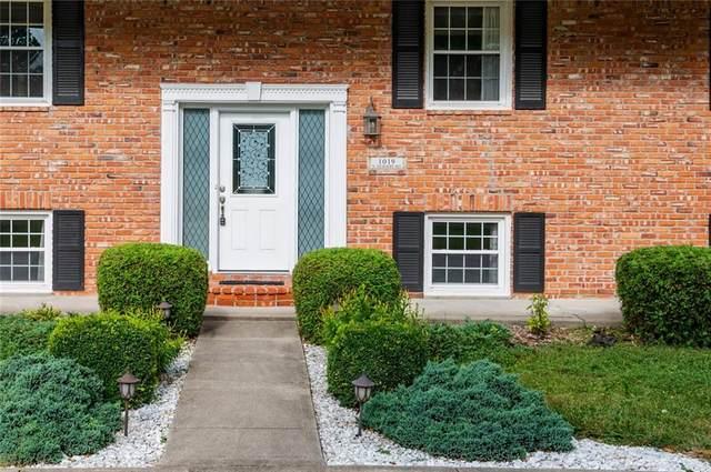 1019 N Nursery Road, Anderson, IN 46012 (MLS #21804332) :: The Indy Property Source