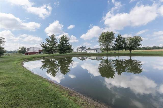 4611 N 625 W, Bargersville, IN 46106 (MLS #21804478) :: The Indy Property Source