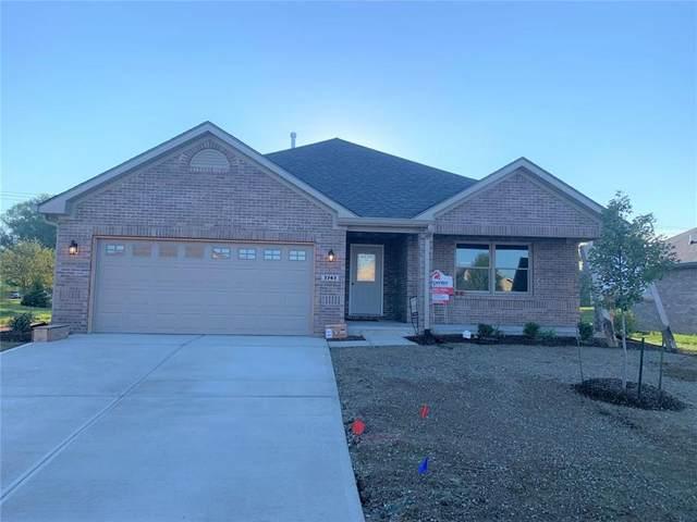 3743 Mansfield Drive, Brownsburg, IN 46112 (MLS #21804765) :: Heard Real Estate Team | eXp Realty, LLC