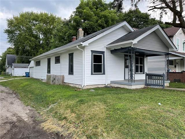 4065 Boulevard Place, Indianapolis, IN 46208 (MLS #21804823) :: The Evelo Team