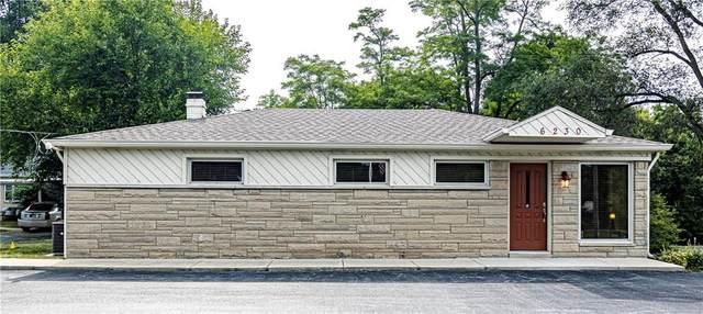 6230 S Meridian Street, Indianapolis, IN 46217 (MLS #21805381) :: Ferris Property Group