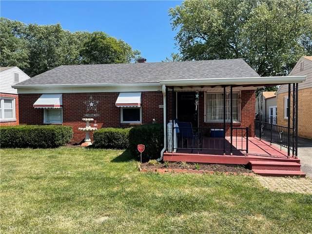 1719 N Coolidge Avenue, Indianapolis, IN 46219 (MLS #21805865) :: Ferris Property Group