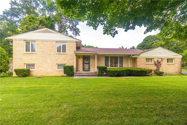 6115 Hazelwood Avenue, Indianapolis, IN 46228 (MLS #21806293) :: Mike Price Realty Team - RE/MAX Centerstone