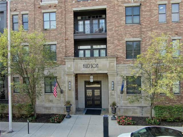 355 E Ohio Street #103, Indianapolis, IN 46204 (MLS #21808506) :: JM Realty Associates, Inc.