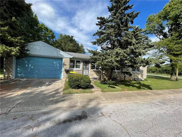 2202 Cold Spring Road, Indianapolis, IN 46222 (MLS #21809945) :: Mike Price Realty Team - RE/MAX Centerstone