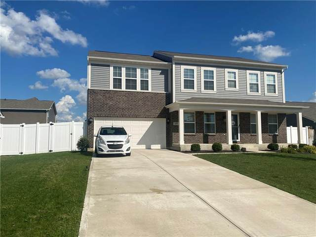 659 Springdale Lane, Greenfield, IN 46140 (MLS #21810580) :: Mike Price Realty Team - RE/MAX Centerstone