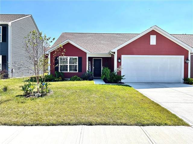 2965 Calimanco Lane, Monrovia, IN 46157 (MLS #21810974) :: Mike Price Realty Team - RE/MAX Centerstone