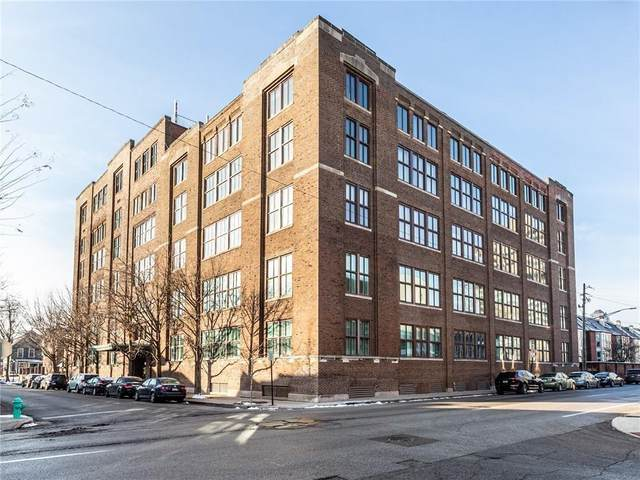 430 N Park Avenue #502, Indianapolis, IN 46202 (MLS #21811962) :: JM Realty Associates, Inc.