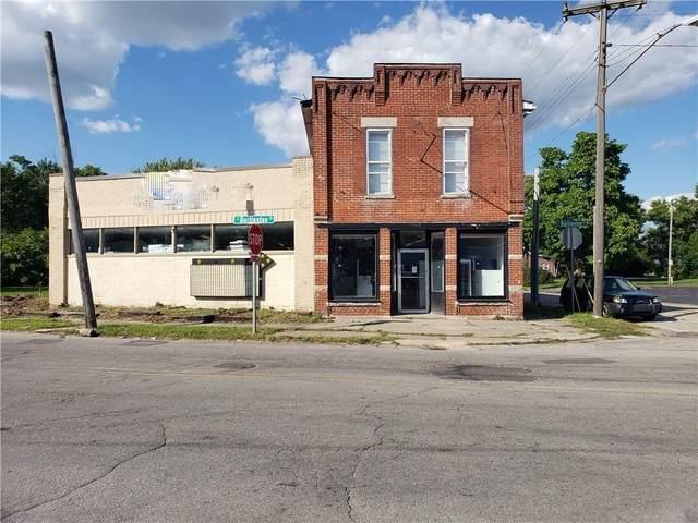 668 S Ohio Avenue, Muncie, IN 47302 (MLS #21812091) :: Ferris Property Group