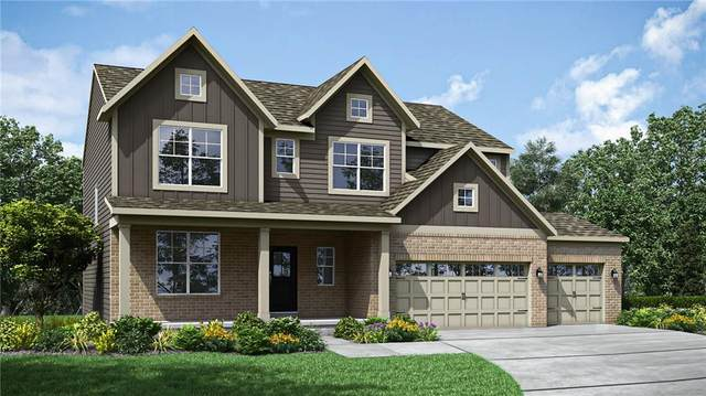 19520 Quilling Lane, Noblesville, IN 46062 (MLS #21812196) :: The Evelo Team