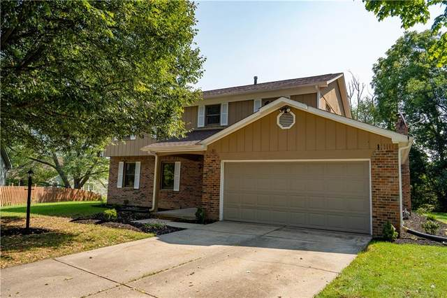 9111 Misty Lake Circle, Indianapolis, IN 46260 (MLS #21812682) :: Mike Price Realty Team - RE/MAX Centerstone