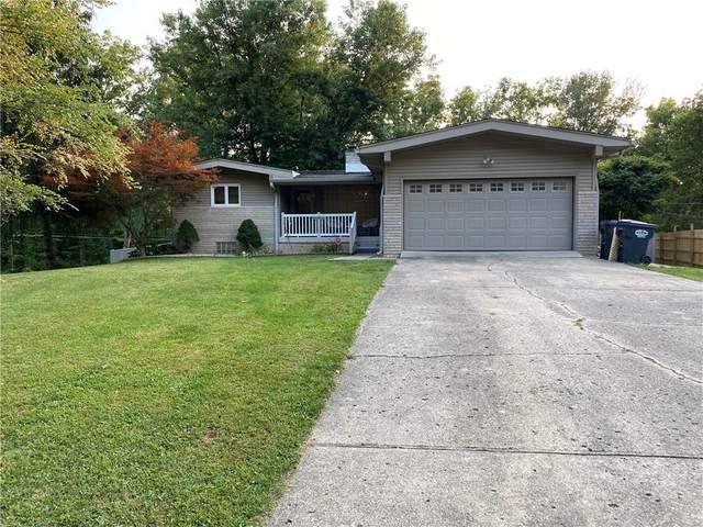 620 Lindenwood Drive, Greenwood, IN 46142 (MLS #21812803) :: Dean Wagner Realtors