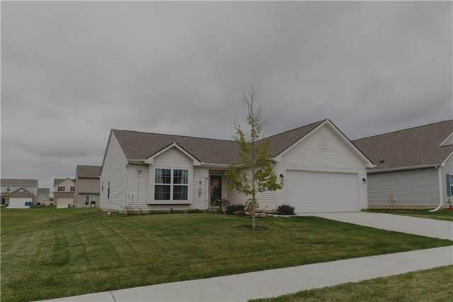 5702 Matteson Drive, Indianapolis, IN 46235 (MLS #21813160) :: Mike Price Realty Team - RE/MAX Centerstone