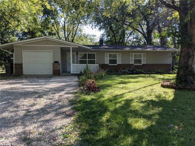 5457 E 42nd Street, Indianapolis, IN 46226 (MLS #21814530) :: JM Realty Associates, Inc.