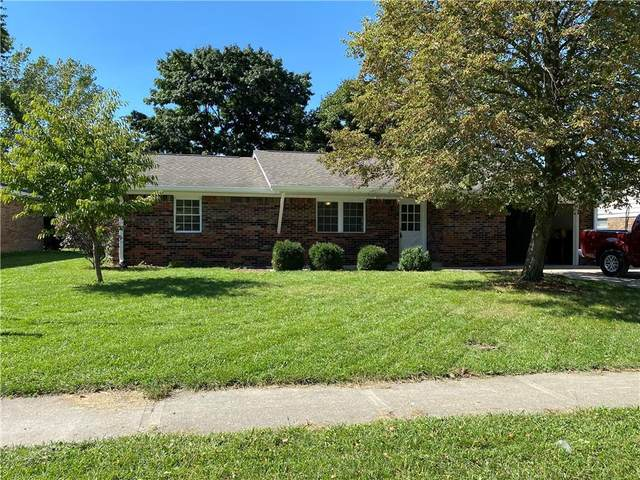 190 Pinedale Drive, Whiteland, IN 46184 (MLS #21815024) :: The Indy Property Source