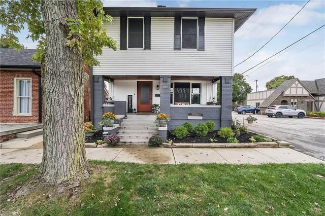 149 E Monroe Street, Franklin, IN 46131 (MLS #21816618) :: Ferris Property Group