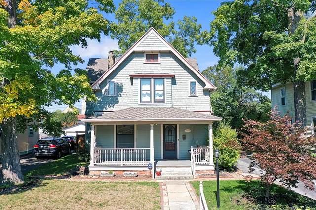 5348 E Julian Avenue, Indianapolis, IN 46219 (MLS #21816859) :: Ferris Property Group