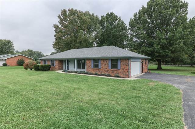 150 Hillview Drive, Martinsville, IN 46151 (MLS #21817110) :: Heard Real Estate Team   eXp Realty, LLC