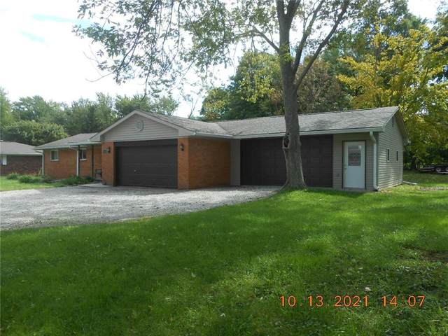 6749 Kollman Court, Indianapolis, IN 46241 (MLS #21817295) :: Mike Price Realty Team - RE/MAX Centerstone
