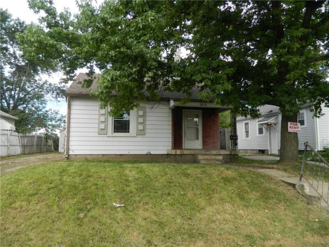 2014 N Drexel Avenue, Indianapolis, IN 46218 (MLS #21371044) :: RE/MAX Ability Plus