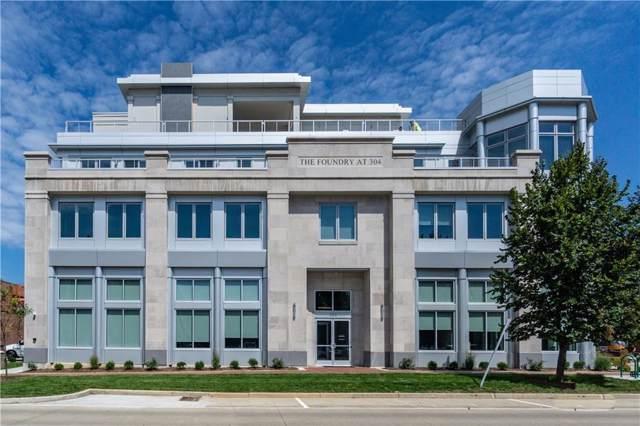 304 #302 W Kirkwood Avenue #302, Bloomington, IN 47404 (MLS #21401137) :: Richwine Elite Group