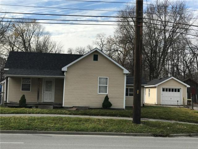 7710 Michigan Road, Indianapolis, IN 46268 (MLS #21439174) :: The Evelo Team