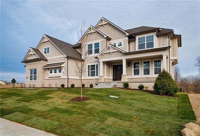 12699 Granite Ridge Circle, Fishers, IN 46038 (MLS #21512755) :: Mike Price Realty Team - RE/MAX Centerstone